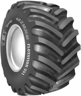 FL-351 HF-3 High Flotation Farm Tires